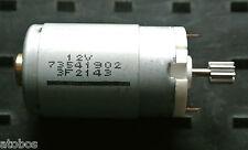Johnson servomotor dc motor 12v de carga regulador de presión turbocompresor Garrett mercedes VW