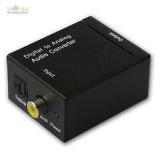 MINI-DAC II, Digital / Analog-Wandler, DAC Audio Converter, TV-Ton auf Anlage