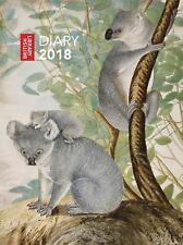 British Library Desk Diary 2018 by British Library (2017)