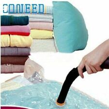 Coneed Clothing Saver Saving Storage Seal Vacuum Bags Compressed Organizer vaccu