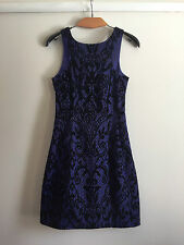 Gorgeous Lipsy London fitted dress 6 As New condition