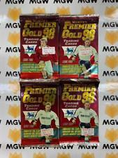 Topps Merlin's Premier Gold TCG 98 Lot of 4 Brand New Factory Sealed