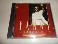 CD  Yanni   ‎– In Celebration Of Life