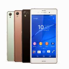 "Sony Xperia Z3 D6603 16GB GSM Unlocked 5.2""  Smartphone Black /White /Purple"