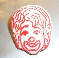 Vintage McDonalds Plastic Ring   70s ? Ronald Mcdonald clown