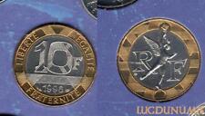 BU 1996 10 Francs Génie 1996 BU FDC 5000 Exemplaires Scéllé provenant du coffret