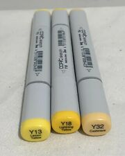 COPIC Sketch Alcohol Markers Yellow