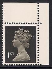 GB 1990 sg1448 1st Brownish Black photo. 2 bands booklet stamp MNH