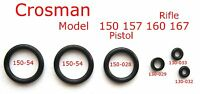 Crosman 150 157 Pistol 160 167  Rifle  O-Ring Seal Kit