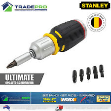 Stanley Fatmax® PRO Screw Driver Hi-Speed Ratcheting Screwdriver 6pc Set Kit