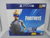 EMPTY BOX ONLY for PlayStation 4 Console - 1TB PS4 Pro Box Packaging - Fortnite
