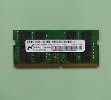 Micron 16GB RAM DDR4 2Rx8 PC4-2666V SO-DIMM