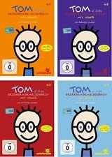 Tom und das erdbeermarmeladebrot mit Honig 1-4 dvd Set, nr. 1,2,3,4, I-IV, 1-52