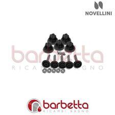 CONFEZIONE 5 PIEDINI PIATTO RIBASSATO GLAX NOVELLINI R05PIILI1