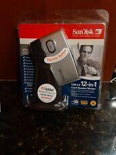 SanDisk ImageMate 12-in-1 USB 2.0 Card Reader / Writer (SDDR-89-A15)