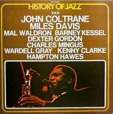 Miles Davis--History of Jazz 8- 33/Lp/vinyle- FRA  71  BYG 523608