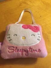 Vintage Hello Kitty Sleepy Time Small Pillow 2004 Bx3