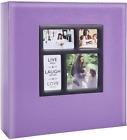 Artmag Photo Picutre Album 4X6 1000 Photos, Extra Large Capacity Leather Cover W