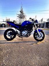 Suzuki SV650 exhaust  2003 2004 2005 2006 2007 2008 2009  XB Extremeblaster