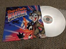 Bugs Bunny and Daffy Duck Wartime Cartoons Laserdisc Animation