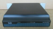 CISCO 1941/K9 Integrated Services Gigabit Router 2U ipbasek9 Rackmount Ears