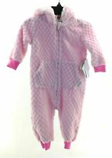 Quiltex Snowsuit Infant Girls Pink Hooded Unicorn Winter Casual MSRP $30