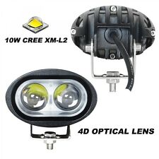 4D 40WATTS Fish Eye Car / Bike White Cree FOCUSED LED Fog Lamp light Spot KTM