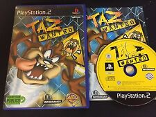 PS2 : TAZ wanted