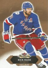 Rick Nash #10 - 2016-17 Fleer Showcase - Base