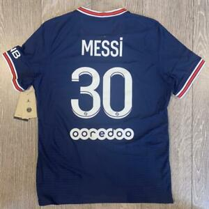 Messi #30 Jersey PSG 21/22 Brand New Home *SAME DAY SHIP* S-2XL