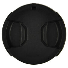 KIWI 46mm Snap-on Center Pinch Front Lens Cap Filter Cover for Sony Canon Nikon