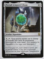 Portail temporel thran    MTG Magic Francais NM