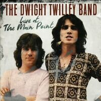 The Dwight Twilley Band - Live At The Main Point (2018)  CD  NEW  SPEEDYPOST