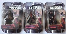 3x Prince of Persia DISNEY'S sabbie del tempo McFarlane Toys 2010 NUOVO Dastan zolm