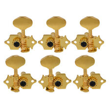 Guitar Tuning Peg Tuner Machine Head For Guitar Replacement 3x3 Gold