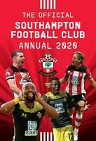 The Official Southampton FC Annual 2020 by Grange Communications Ltd Hardback NE