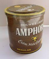 Vintage Brown Amphora Tobacco Tin