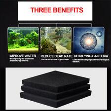 Fish Tank Aquarium Filter Sponge Foam Pad Filtration Cotton 2/4cm 50 x 50cm