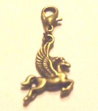 charms bronze cheval ailé pégase 23x17mm