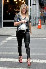 Hilary Duff Hot Glossy Photo No210