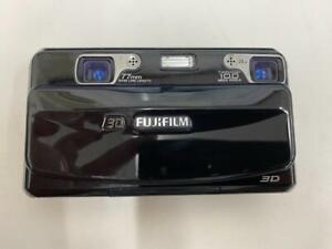 Fujifilm FinePix REAL 3D W1 10.0MP Digital Camera Black