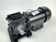 Bauer 0,09 KW 13,5 min Getriebemotor BS04-11U/D04LA4/SP Gearbox