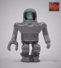 Mighty Max - Ice Alien - Evil Cryogenoid Robot - Doom Zones - Bluebird Toys