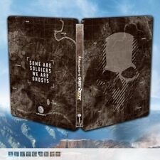 Ps4 Ghost Recon Wildlands Official Collector's Limited Steelbook Case (No Game)