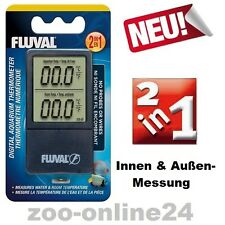 Fluval kabelloses 2 In 1 Digitalthermometer