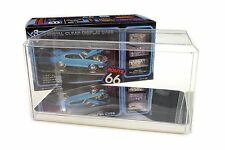 1-24 Scale Model Mirror Display Case 1-Pack Free Shipping