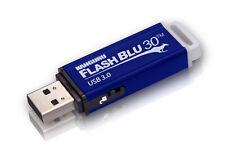 Kanguru Flashblu30 With Physical Write Protect Switch Superspeed Usb3.0 Flash
