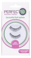 Perfect 10 False Eyelashes - Strip Lash Maxi Medium Length Flare