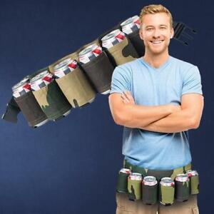 The Beer Belt 6-Pack Stubby Holster
