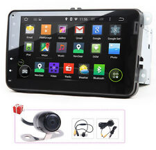 """Android 5.1 8"""" Radio DVD GPS Navigation Stereo For VW Passat CC Jetta Golf Polo"""